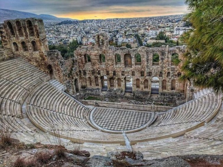 Greece theater