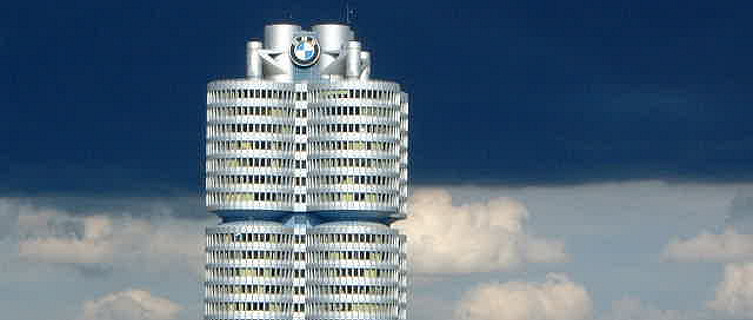 BMW building, Munich