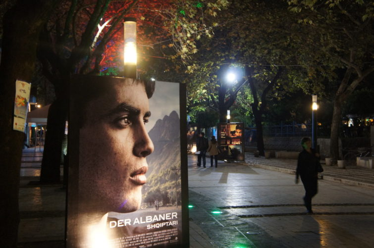 Albanian Film Festival November 2012, Tirana