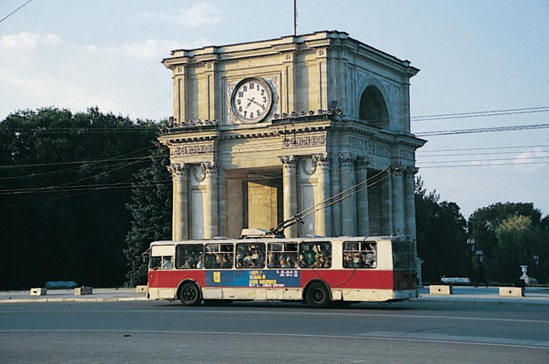 In the capital Chişinău