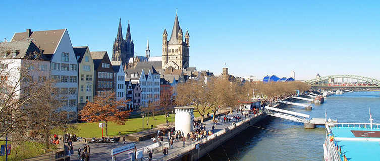 Cologne Altstadt (Old Town)