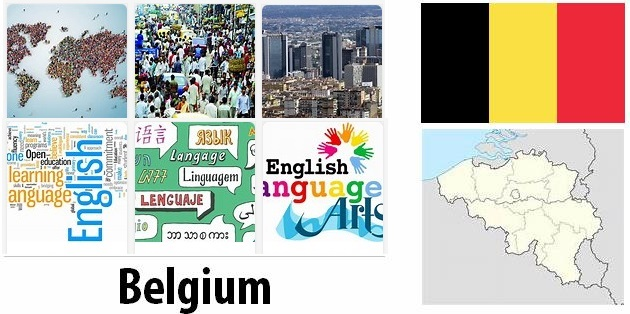 Belgium Population and Language