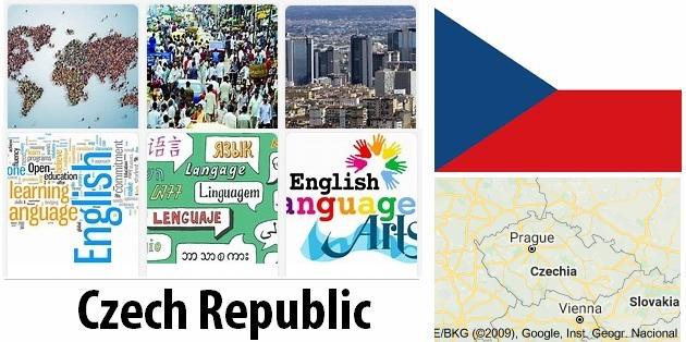 Czech Republic Population and Language