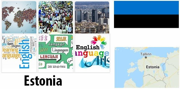 Estonia Population and Language