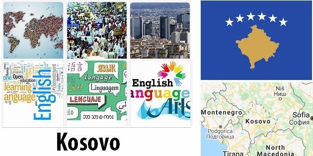 Kosovo Population and Language