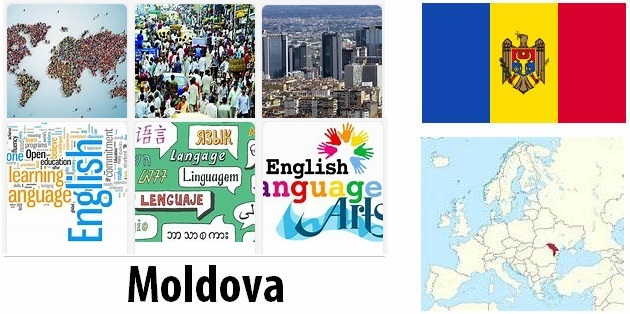 Moldova Population and Language