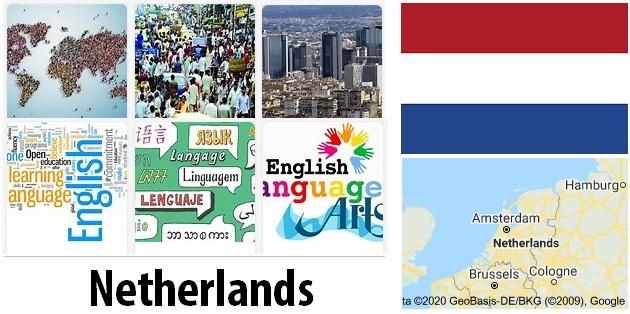 Netherlands Population and Language