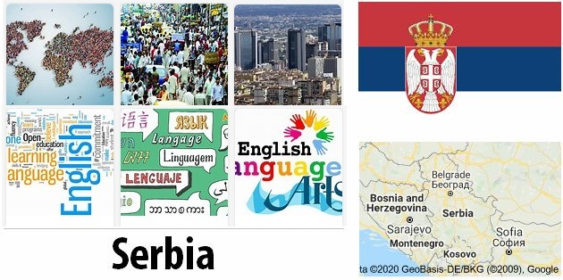 Serbia Population and Language