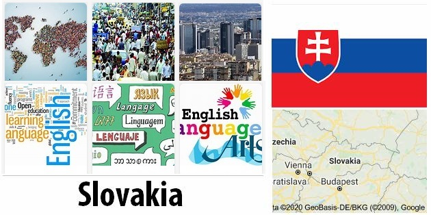 Slovakia Population and Language