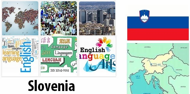 Slovenia Population and Language