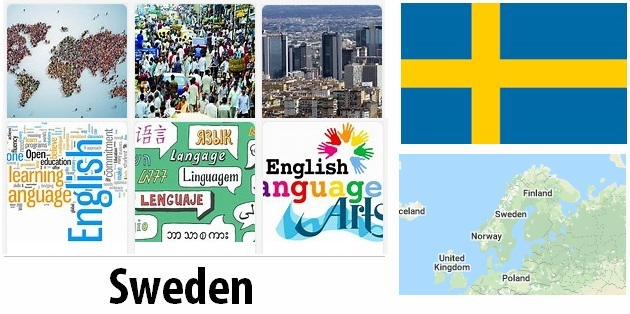 Sweden Population and Language