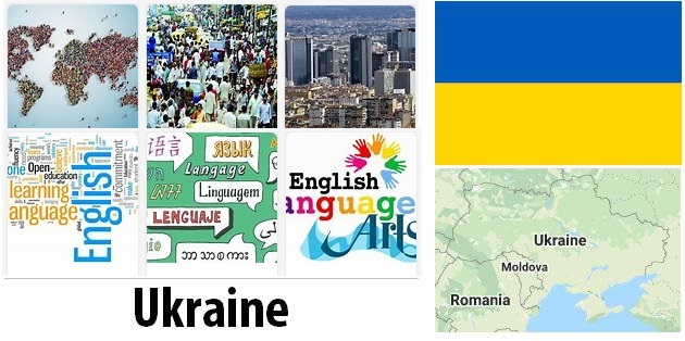 Ukraine Population and Language