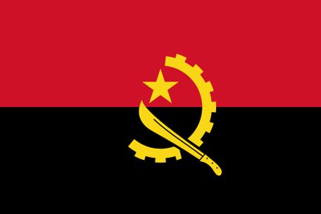 Angola Emoji Flag