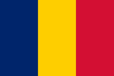 Chad Emoji flag
