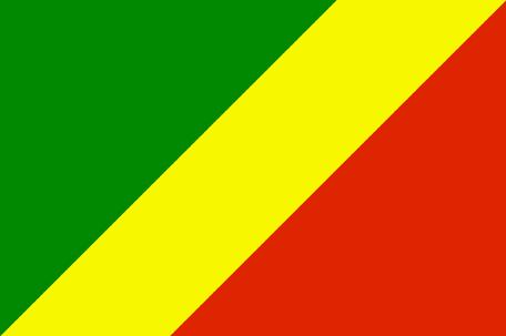 Congo Brazzaville Emoji Flag