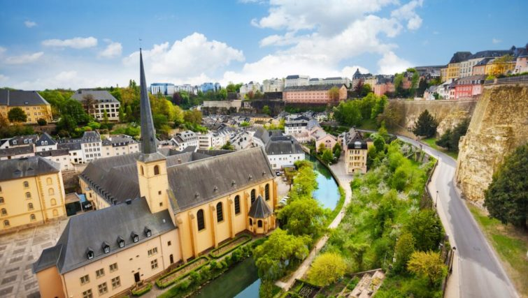 Art in Luxembourg