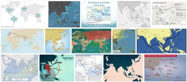 Maritime Trade in Asia