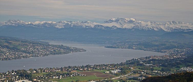 Zurich is Switzerland's largest city