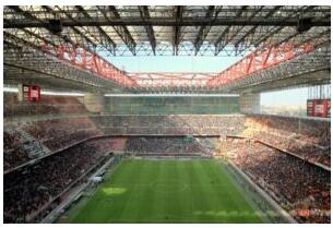 Football cities in Italy