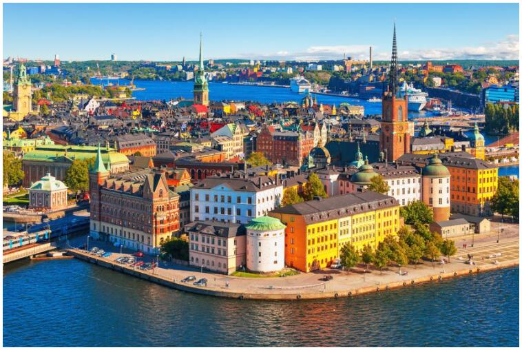 Top 10 sights in Stockholm