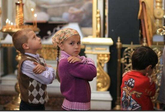 Children in the Orthodox Church
