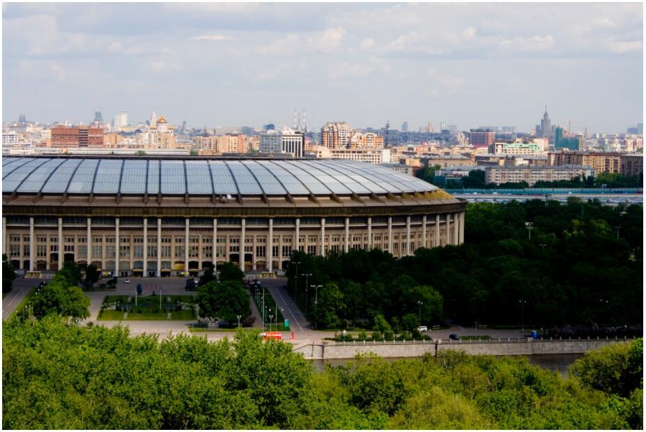 Luschniki Olympic Stadium Russia