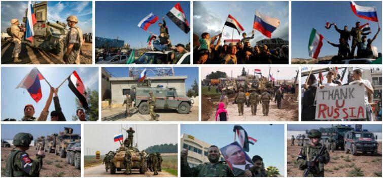 Russia vs Syria