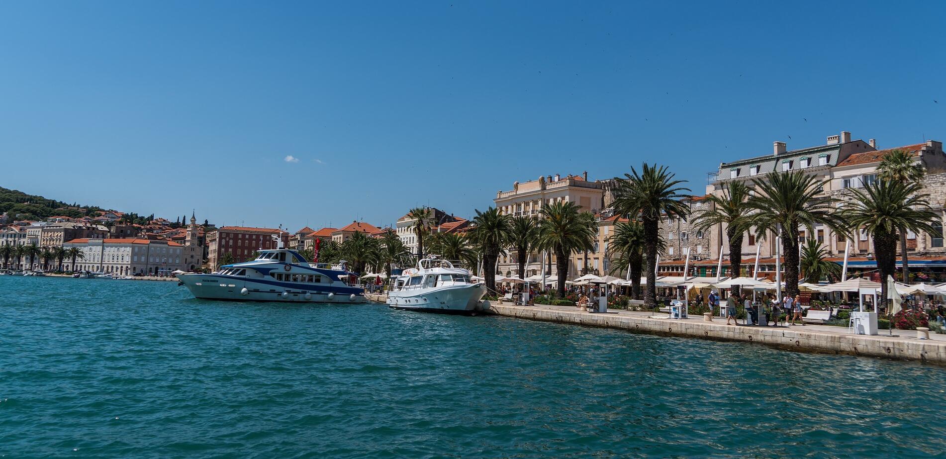 The best beaches in Split