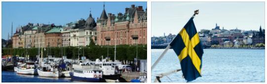 Sweden Recent History