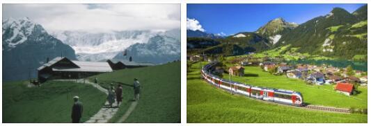 Switzerland Everyday Life