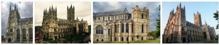 Church Buildings in Canterbury