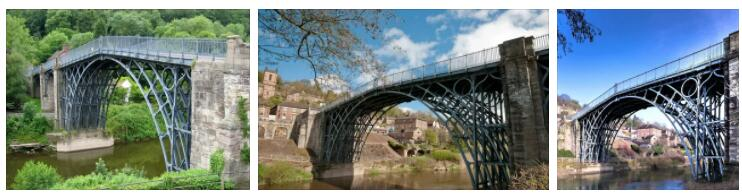 Industrial Monuments in the Ironbridge Valley
