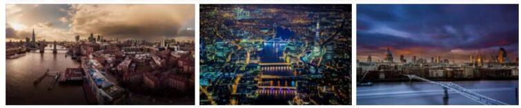 London Cityscape 1