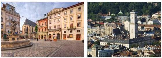 Lviv Old Town (World Heritage)