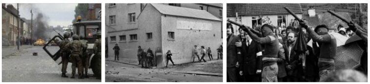 Northern Ireland Conflict 3