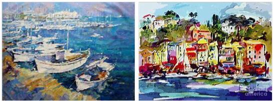Italy Modern Arts 1