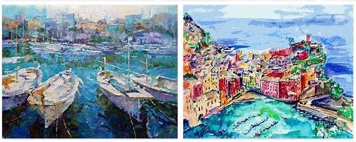 Italy Modern Arts 2