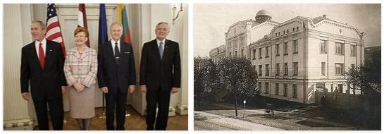 Latvia History Timeline